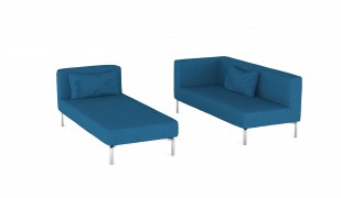 modular sofa for small apartments
